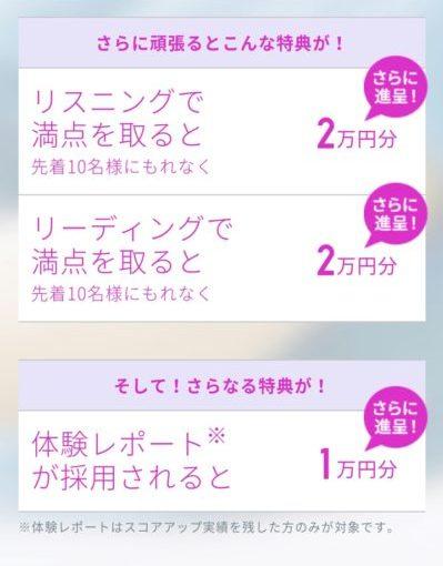 Amazonギフト券最大6万円3