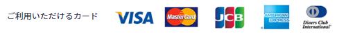 スタディサプリTOEIC 支払えるクレジットカードの種類